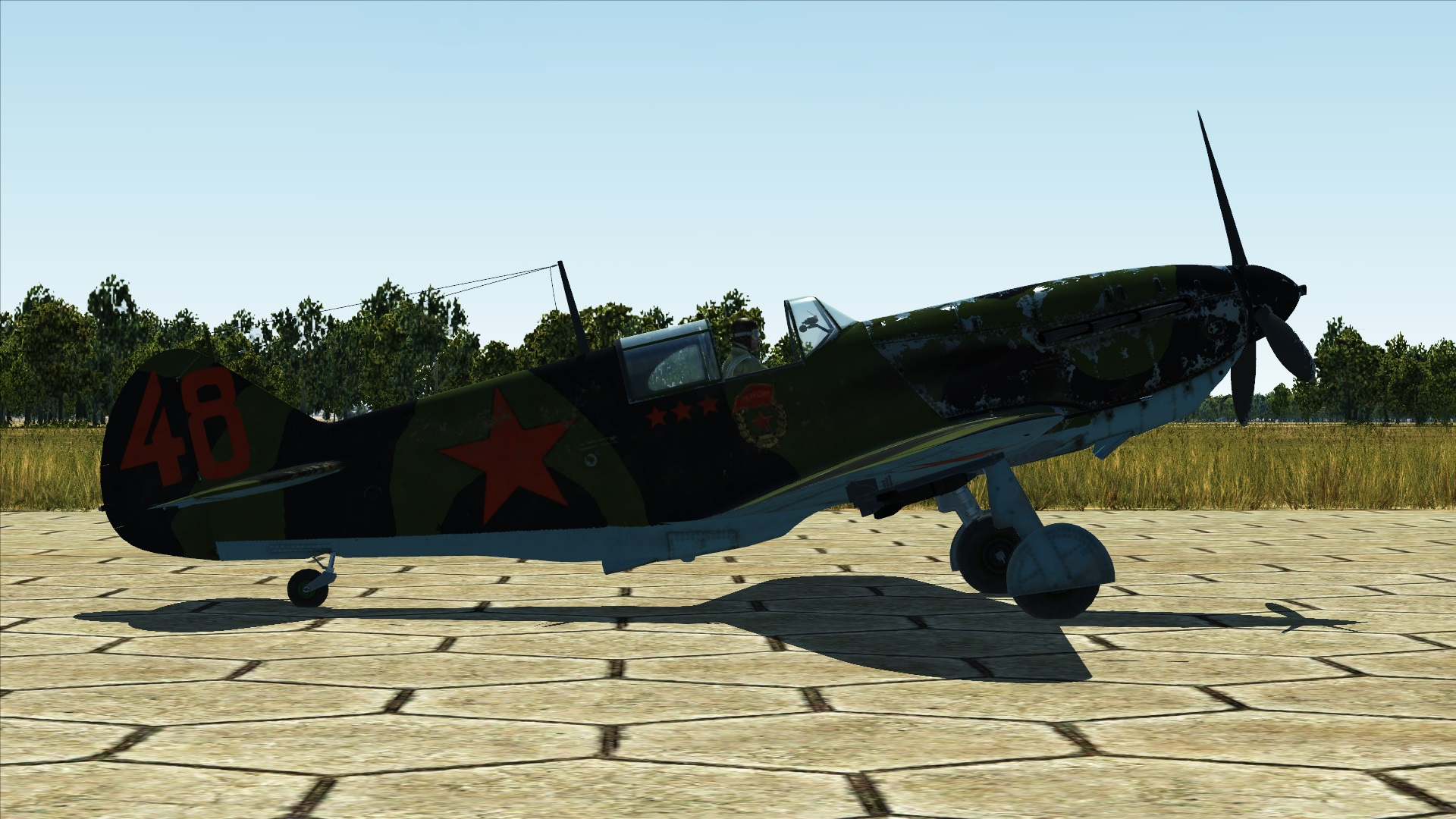 bare metal screenshots il 2 sturmovik forum. Black Bedroom Furniture Sets. Home Design Ideas