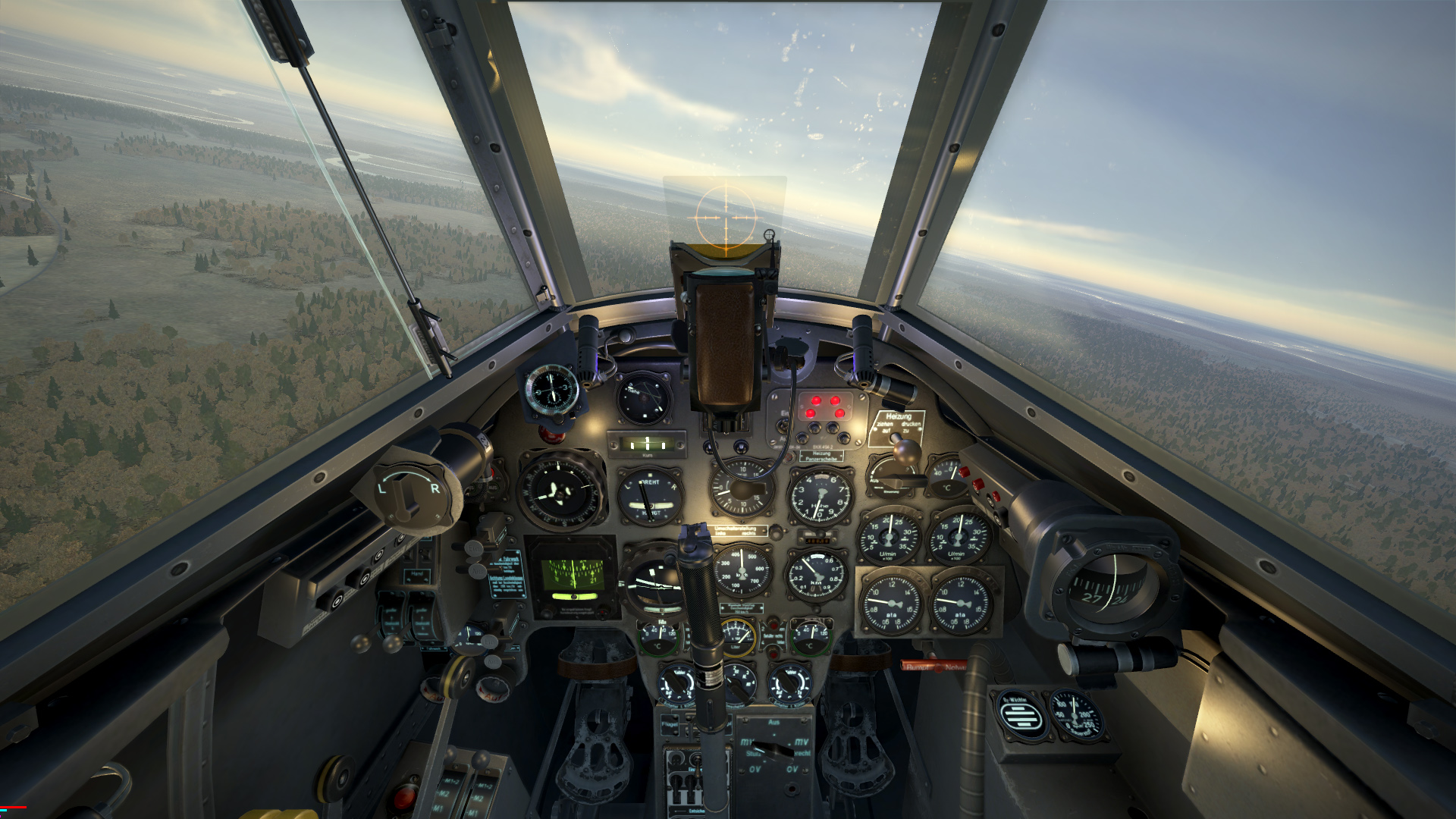 Most realistic looking flight simulator game out there (In terms of