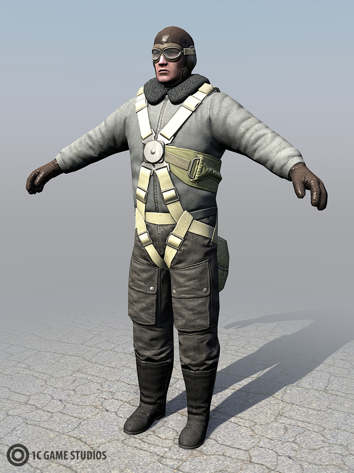 do we have a luftwaffe pilot yet  - general discussion
