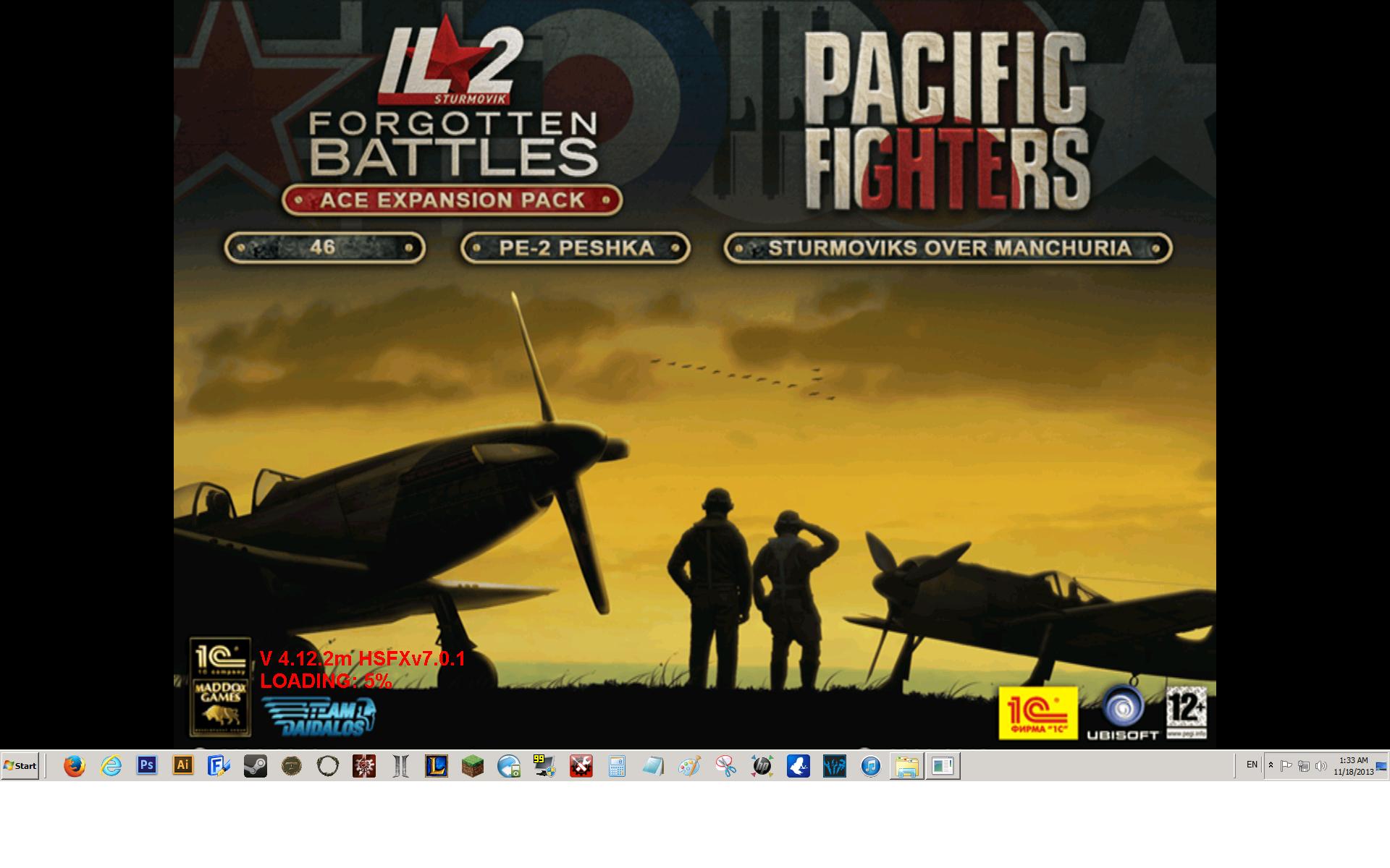 IL-2 Sturmovik: 1946 - The Patches Scrolls