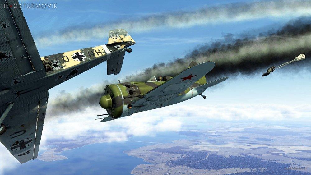 I-16 Ju-52 Moscow.jpg