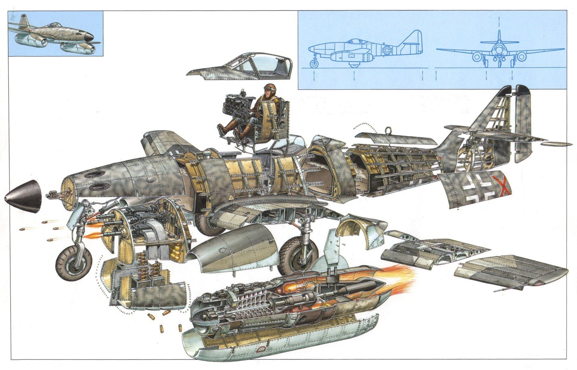 ME 262 - Page 2 - General Discussion - IL-2 Sturmovik Forum