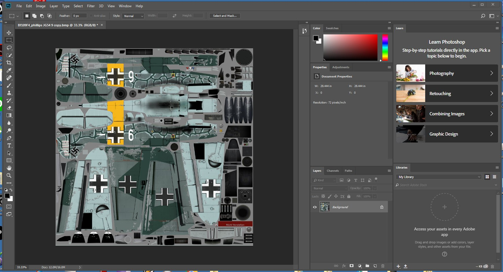 Skin not appearing in game - Skins and Templates - IL-2