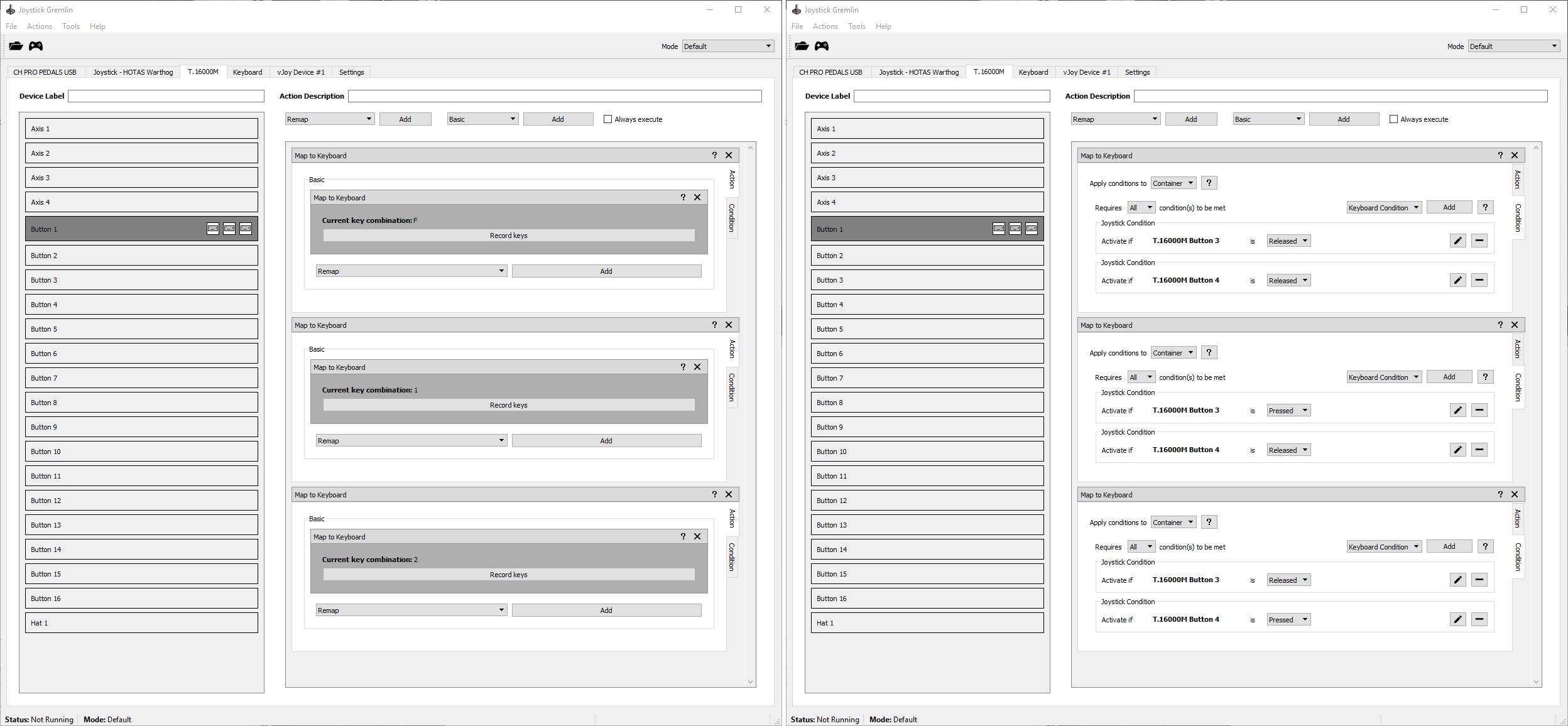 JoyToKey vs Joystick Gremlin - 3rd Party Apps, Utilities, Tools and