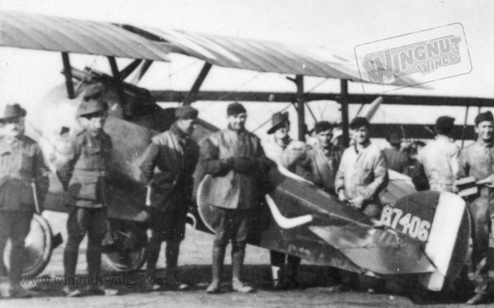 Sopwith F.1 Camel B7406 'W' of 4 Sqn AFC (0381-098).jpg