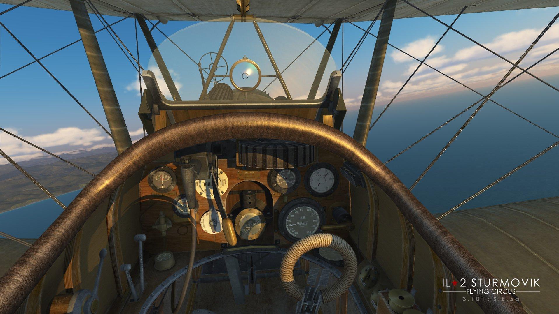 IL-2 Sturmovik: Flying Circus – Volume I