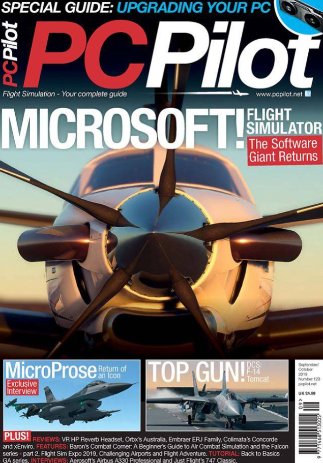 MicroProse Returns with Warbirds 2020 - Page 2 - Free
