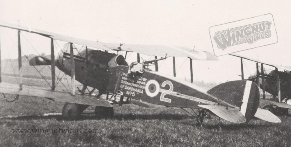 Note the bracket above the compass allowing the gunner to fix his lewis gun in position over the upper wing.jpg