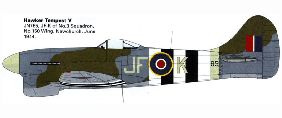 Artwork-Profile-Tempest-MkV-RAF-3Sqn-JF-K-JN765-Newchurch-England-Jun-1944-0B.jpg