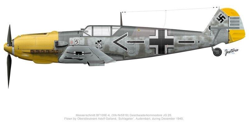 0-Bf-109E-JG26 - (- + - Adolf-Galland-WNr-5819-France-1940-0C.jpg