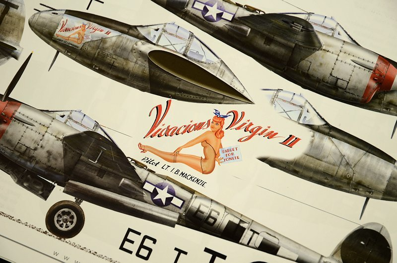 miniTopcolors 33 P-38 Lightning at War Part II (6).JPG