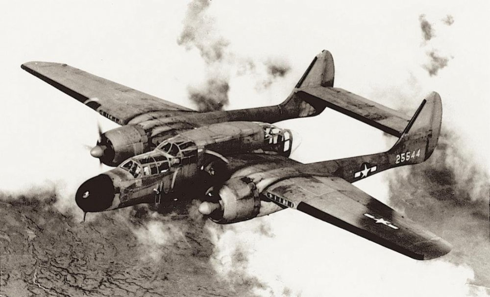 P-61 Northrop P-61A-5-NO Black Widow.jpg