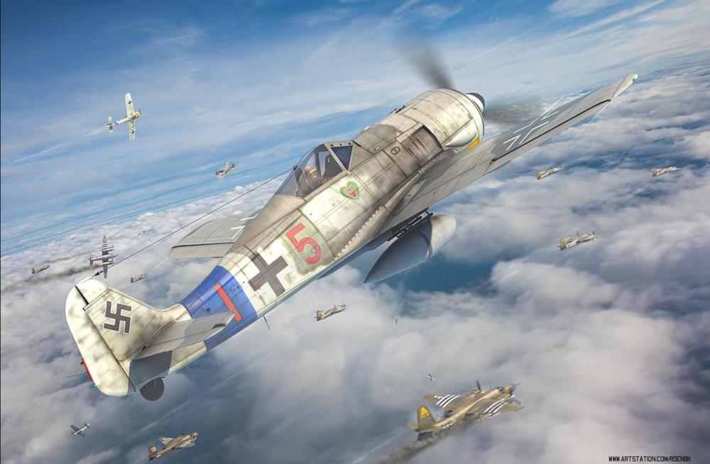 Fw 190 vs B 26s.png