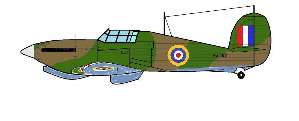 Hurricane MK II peinture crayon et aquarelle.jpg