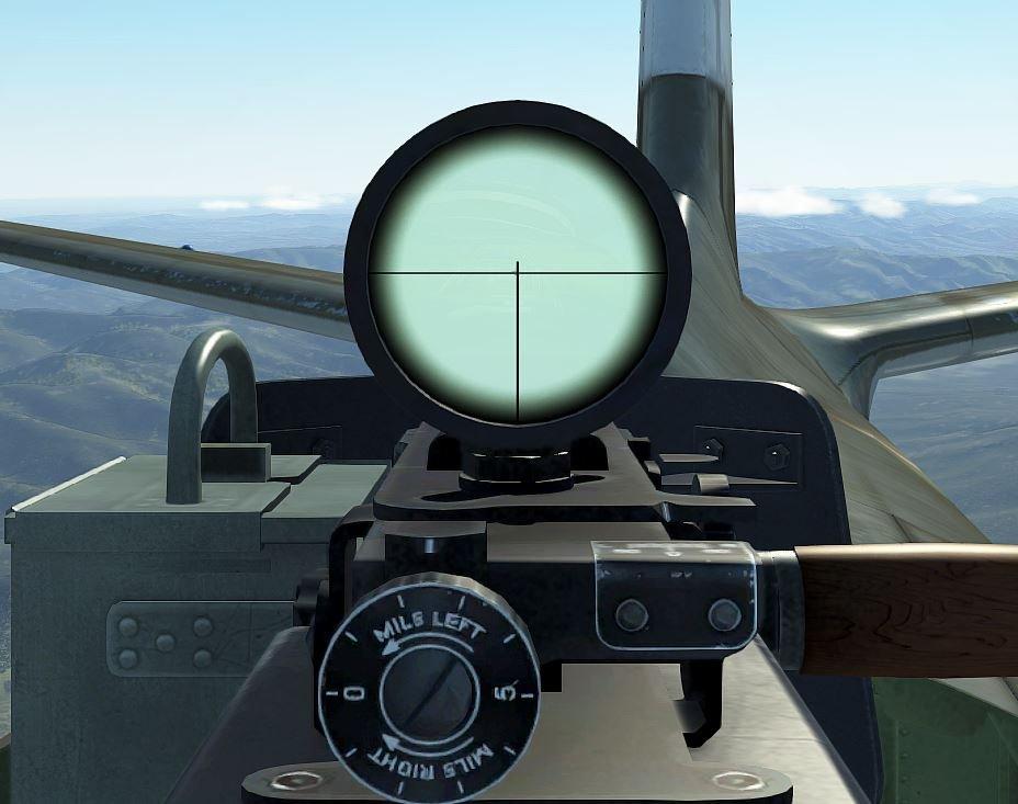 Capture rear gunner gun sight.JPG