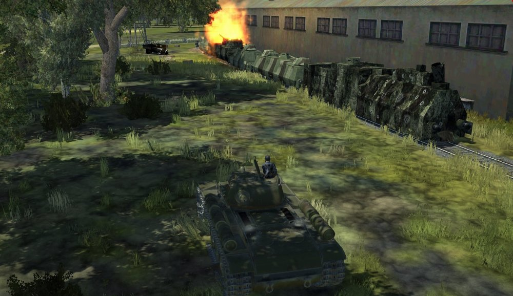 Armoured Train destroyed.jpg