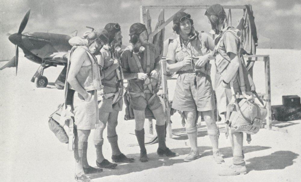 RAF_Hurricane_pilots_confer_before_Western_Desert_sortie.jpg