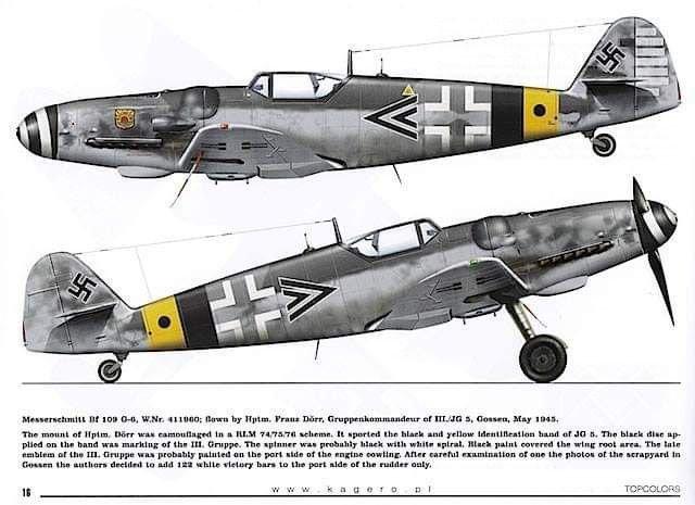 Messerschmitt-Bf-109G-6-Erla-Stab-III.JG5-Franz-Dorr-WNr-411960-Gossen-05.45_KAGERO TOPCOLORS.jpg