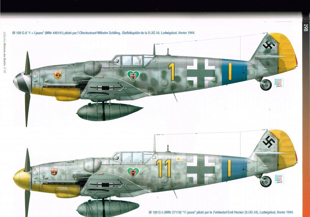 Bf 109G-5_JG54-III-9_Gelbe 11 + --_Fw Hecker_Ludwiglust_02.44_Th Decker.jpg