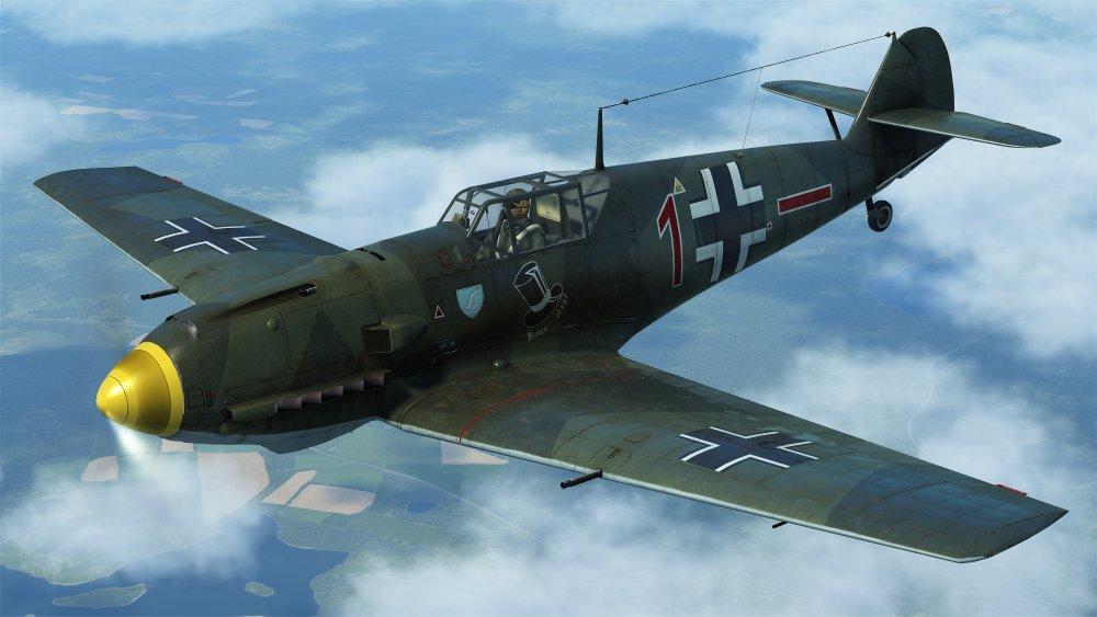 Bf109E-1 Red 1.jpg
