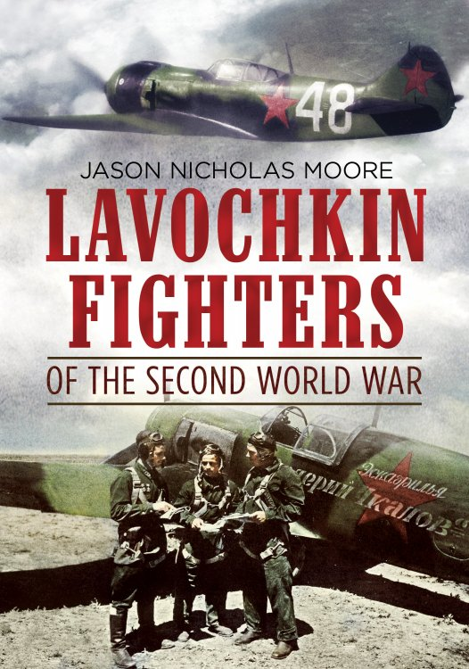 Lavochkin Fighters of the Second World War.jpg