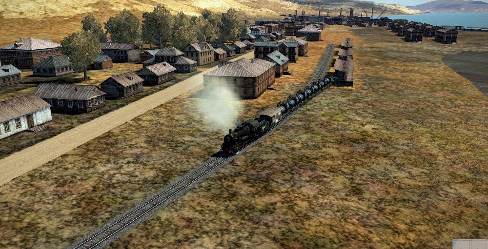 Train start Kuban Map position error.jpg