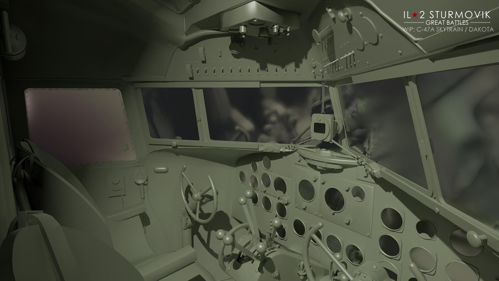 Escadrille CCG - Accueil C-47_Cockpit_02.jpg.850e278a3cf250bf040afa67eaf3c0ea
