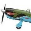 Captured Yak 1B, Green top... - last post by Yakdriver